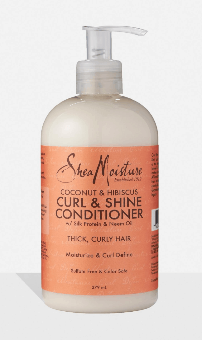 Curly Girl Method UK Products conditioner