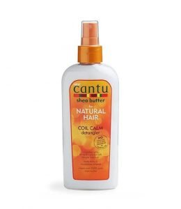 Cantu Coil Calm Detangler curly girl approved