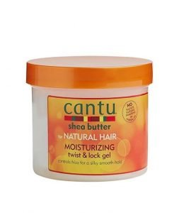 UK Curly Girl approved styling products