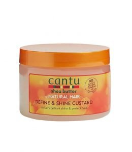 Cantu Define and Shine Custard curly girl approved