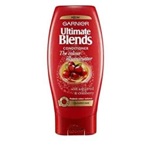 Garnier Ultimate Blends Argan Oil & Cranberry Illuminating Conditioner