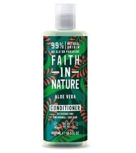 UK curly girl friendly conditioners