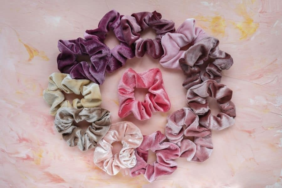 How To Wash Scrunchies