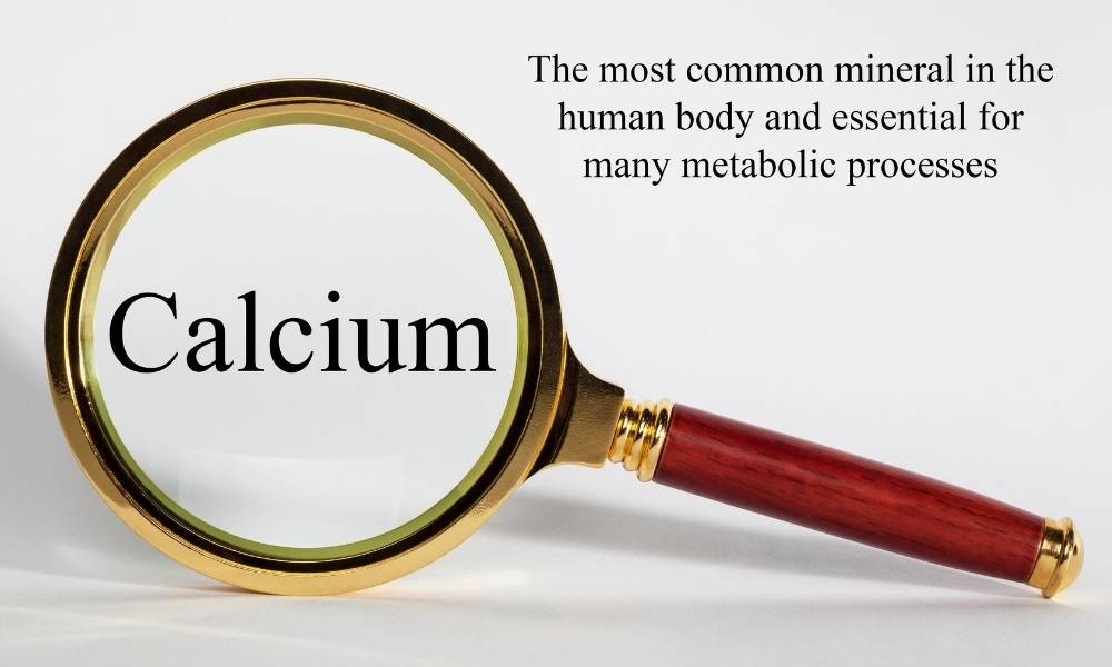 Calcium Build Up in Hair
