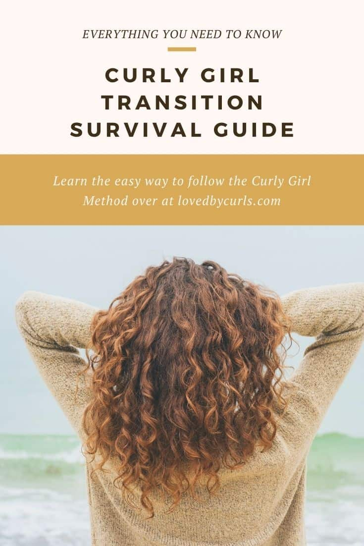 Curly Girl Transition Survival Guide