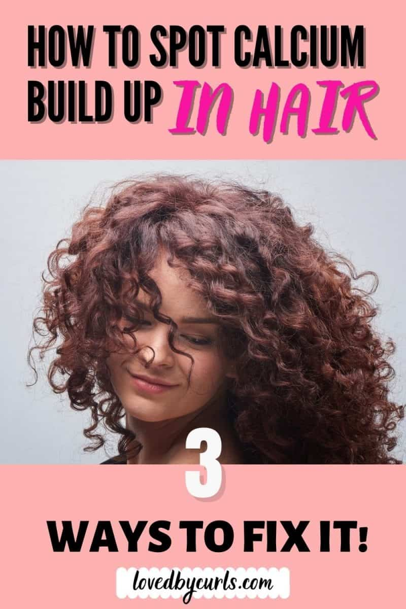 Calcification massage scalp Hair growth