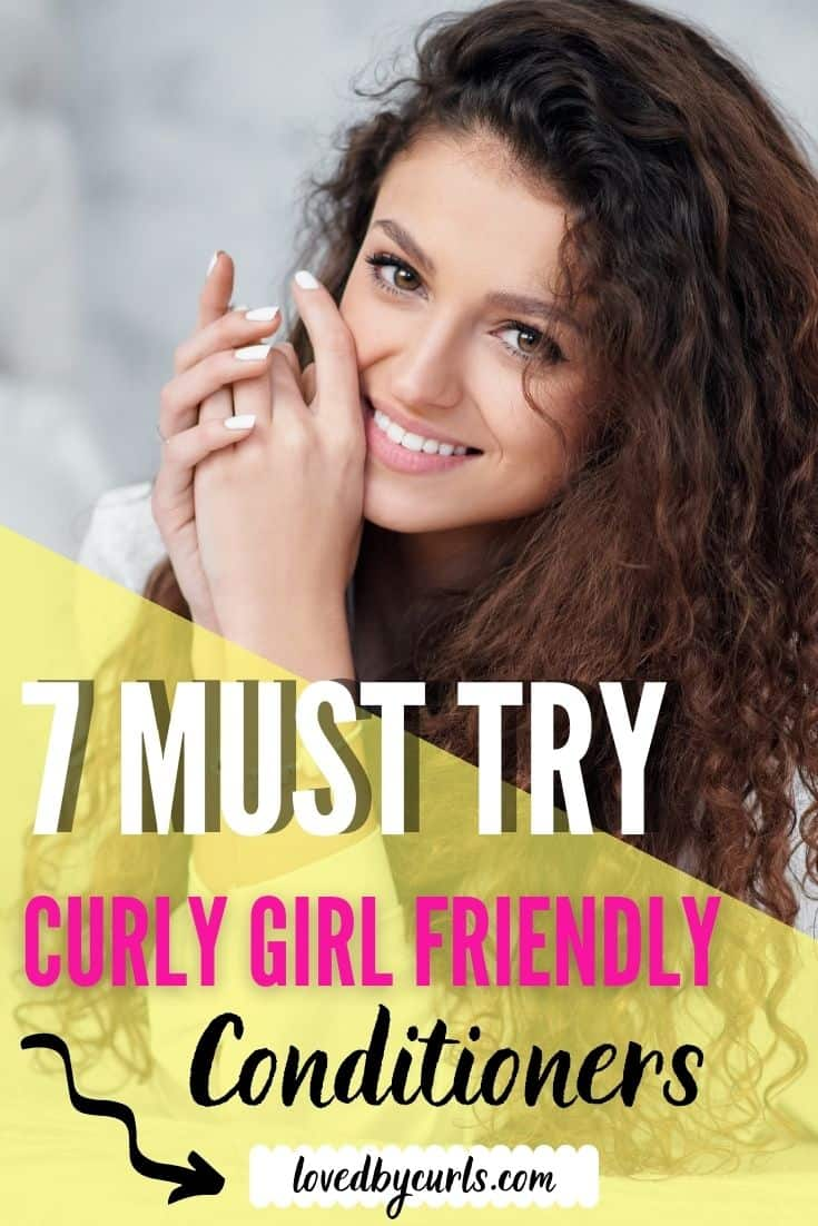 7 Must-Try UK curly girl friendly conditioners