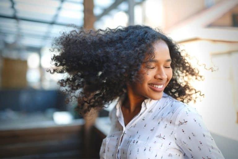 Sealing Hair For Length Retention
