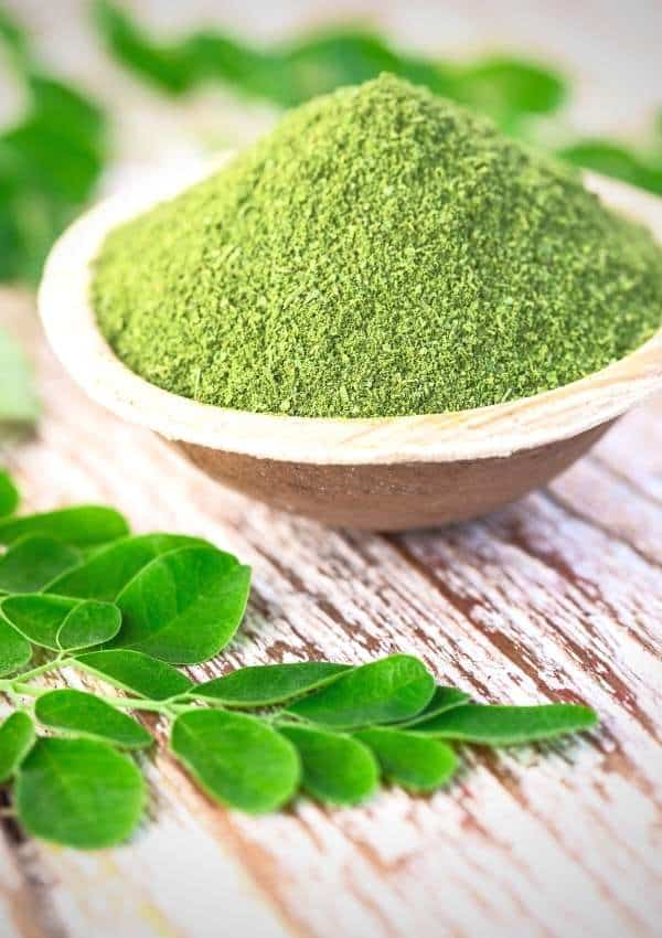 moringa for hair loss