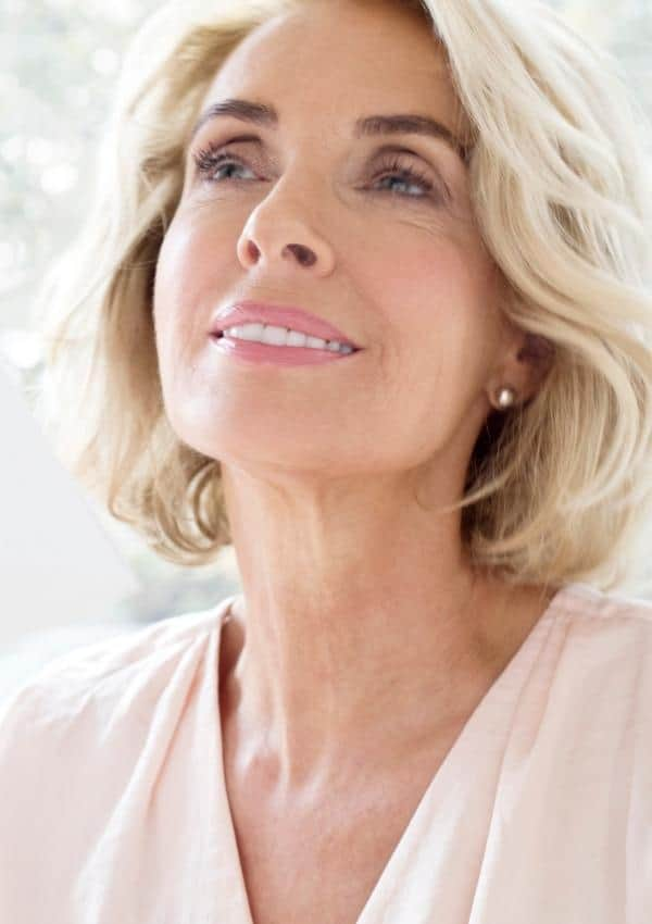 frizzy hair during menopause