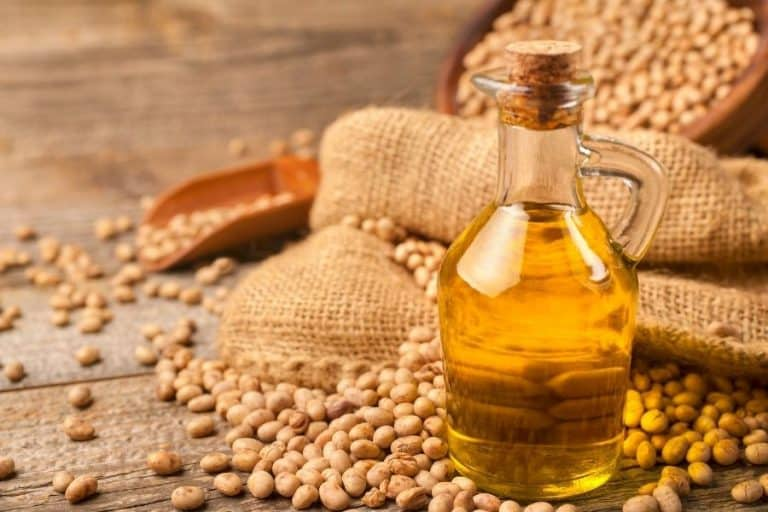 Soybean Oil For Hair
